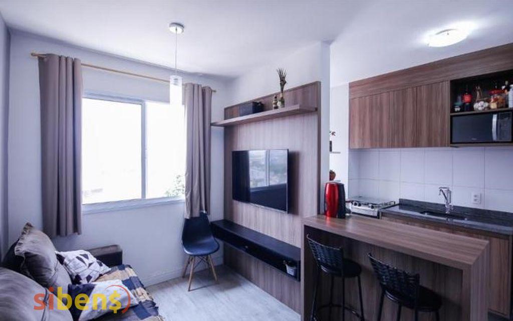 Apartamento 32 m² com 1 dormitório na Água Branca - São Paulo - SP