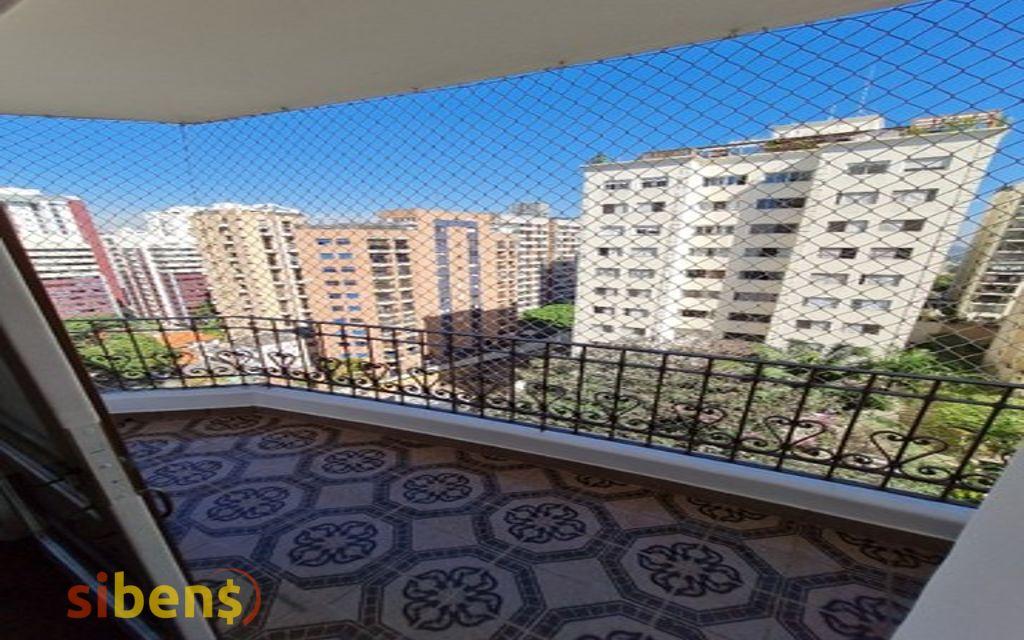 Apartamento para aluguel possui 107m com 3 quartos em Vila Madalena / Sumarezinho - São Paulo - SP