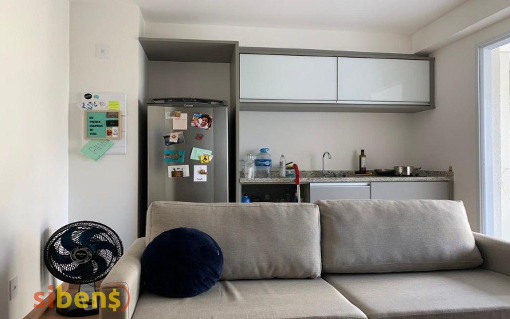 34b9ccf7-4344-4a64-b3c3-0c5a6b93f03d-SIBENS APARTAMENTO Sumare 659 Apartamento para aluguel possui 35m com 1 quarto em Vila Madalena / Sumaré - São Paulo - SP