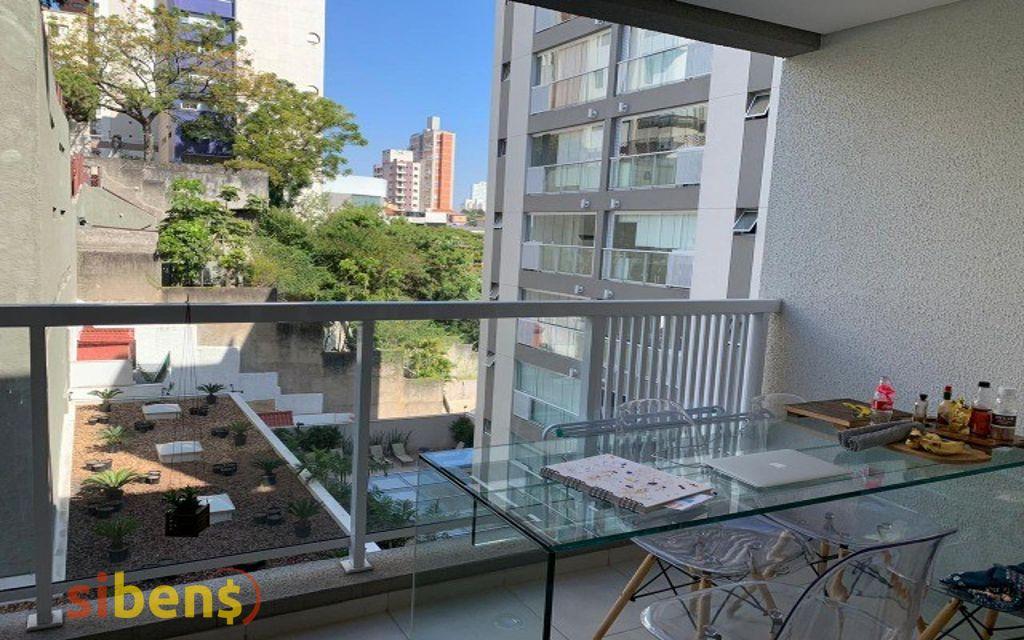 Apartamento para aluguel possui 35m com 1 quarto em Vila Madalena / Sumaré - São Paulo - SP