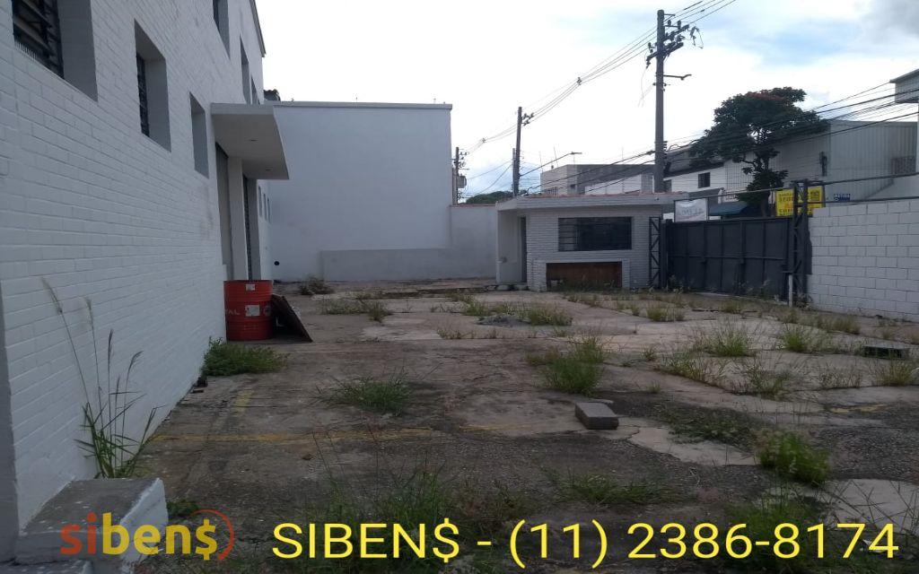 60536712-d756-4419-b181-451c782da57e-SIBENS GALPAO Agua Branca 941 Galpão para aluguel com 1900 metros quadrados na ÁGUA BRANCA / LAPA / BARRA FUNDA SÃO PAULO SP