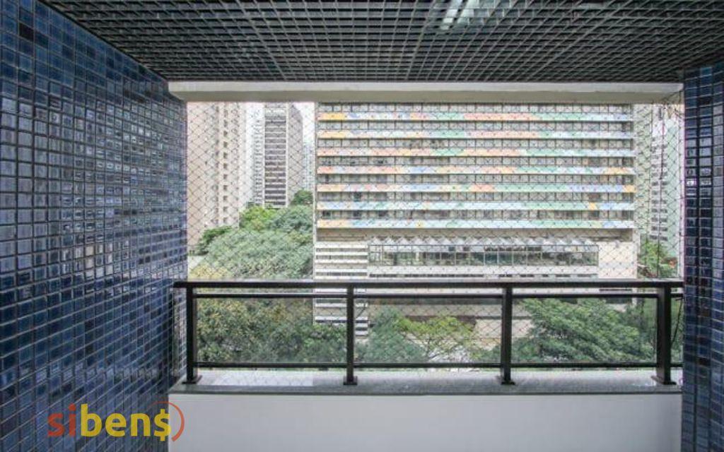 Apartamento para aluguel com 68 metros quadrados com 2 quartos em Bela Vista - São Paulo - SP