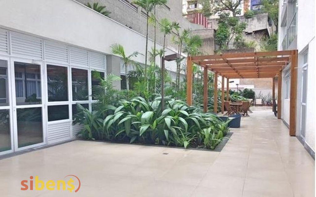 a8aaa62e-ac1a-459d-b8d1-0ad6072f9890-SIBENS APARTAMENTO Sumare 648 Apartamento para aluguel possui 35m com 1 quarto em Vila Madalena / Sumaré - São Paulo - SP