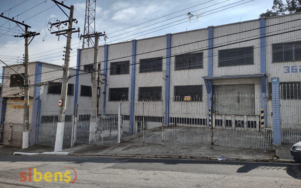 Galpão 2400m para alugar no Limão / Vila Carbone São Paulo SP