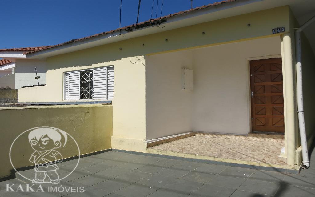Casa térrea para alugar - Vila Carrão