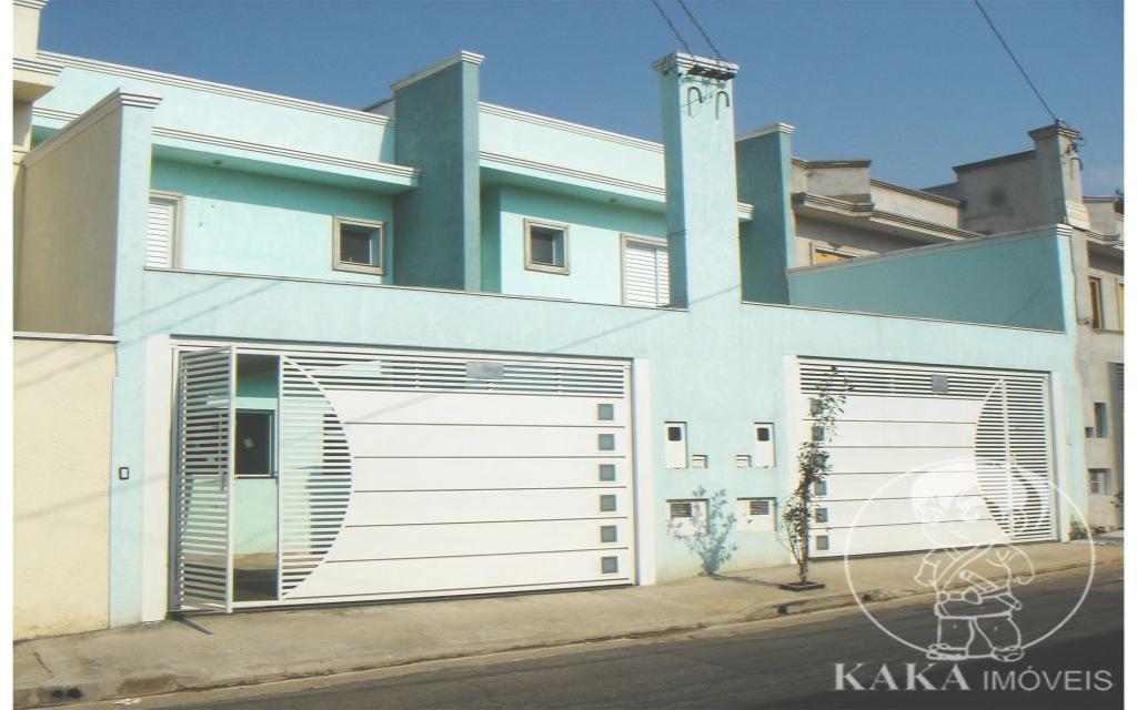 KAKA IMOVEIS SOBRADO Vila Invernada 33395 São dois sobrados novos  2 Suítes, sala, cozinha, 2 banheiros, lavabo, lavanderia. 2 vagas.  Aceita financiamento e FGTS