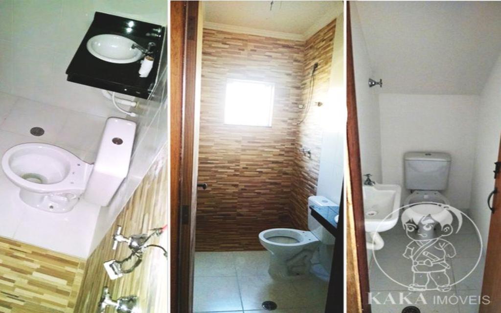 KAKA IMOVEIS SOBRADO Vila Santa Isabel 30680 Sobrado Novo, entregue com piso na área social e nos ambientes frios.    3 Suítes, 1 Sala, 3 Banheiros, Cozinha, Lavabo, Lavanderia, Sacada, Garagem com 2 Vagas.