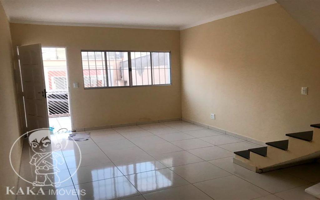 KAKA IMOVEIS SOBRADO Jardim Piqueroby 39460 02 dormitórios, sala, cozinha com armários, banheiro, área de serviço, e 01 vaga de garagem.