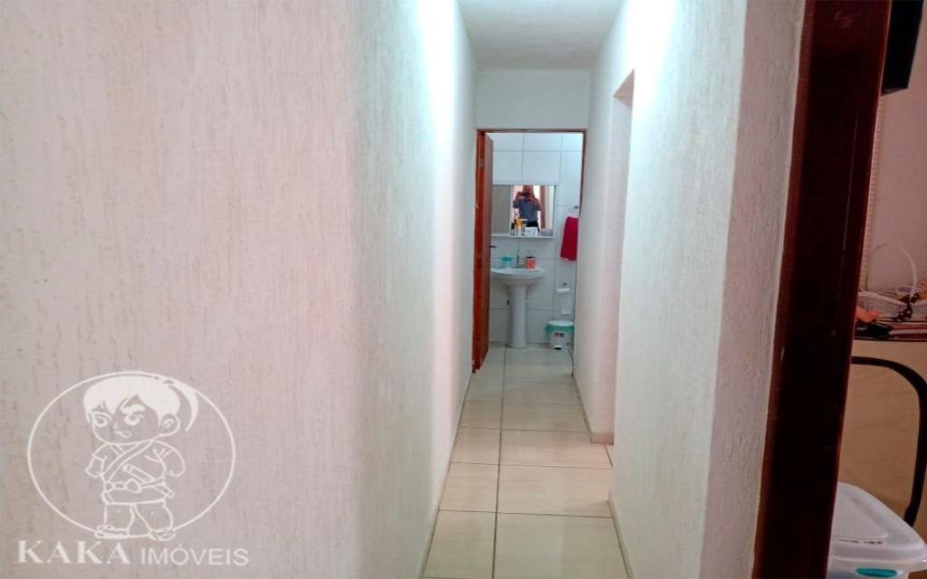 KIKUDOME IMOVEIS CASA Parque Tomas Saraiva 45382 02 dormitórios, sala, cozinha, banheiro, área de serviço, quintal, corredor e entrada lateral e 2 vagas de garagem.