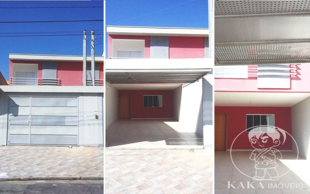 KAKA IMOVEIS SOBRADO Vila Santa Isabel 30681 Sobrado Novo, entregue com piso na área social e nos ambientes frios.    3 Suítes, 1 Sala, 3 Banheiros, Cozinha, Lavabo, Lavanderia, Sacada, Garagem com 2 Vagas.