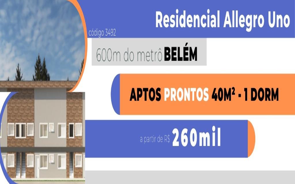 Apartamentos à venda - Belém
