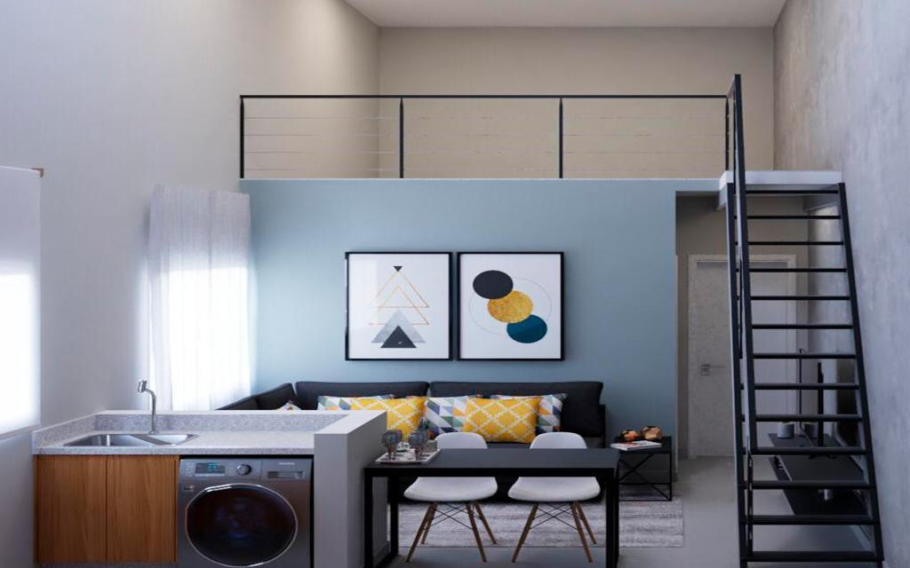 ffcbf2a0-d987-4c0c-a8c0-4e556259dd74-KIKUDOME IMOVEIS APARTAMENTO Belem 45794 1 dormitório. sala. cozinha. banheiro. área de serviço.  A 600m do metrô Belém  Acabamentos de qualidade: mármore nas pias e piso porcelanato.  Tudo individualizado: água, luz.  * Imagens ilustrativas para você conseguir sonhar como ficará sua casa!
