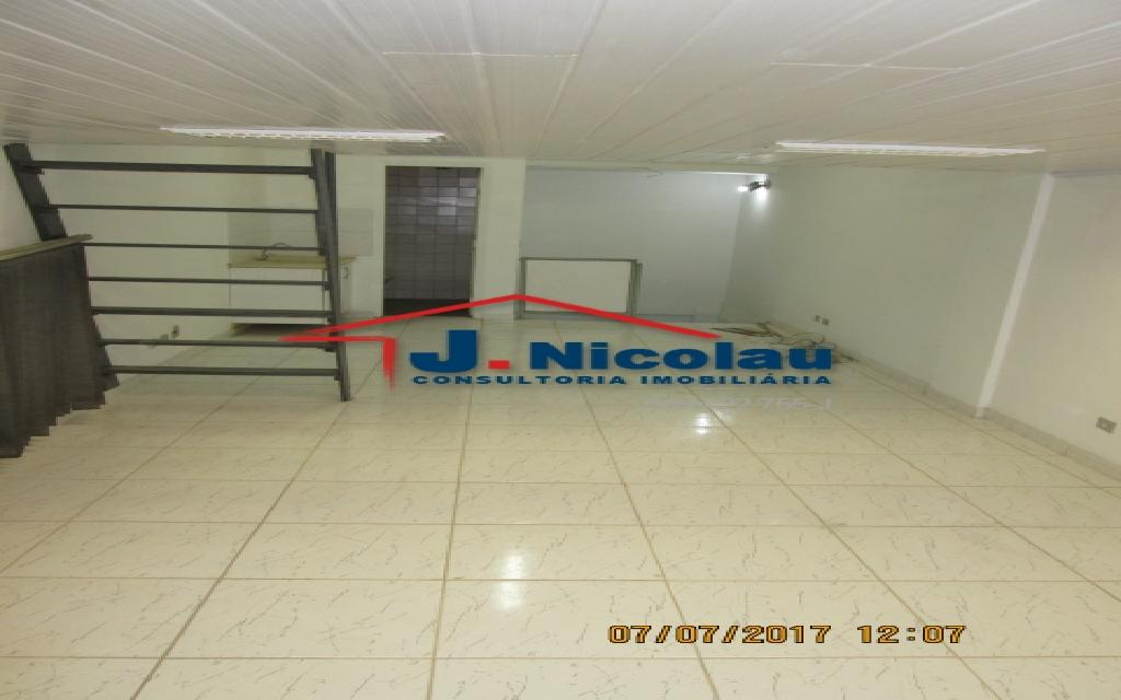 J NICOLAU IMOVEIS LOJA SANTA EFIGENIA 11132 LOJA LOCACAO SANTA EFIGENIA,  152m²