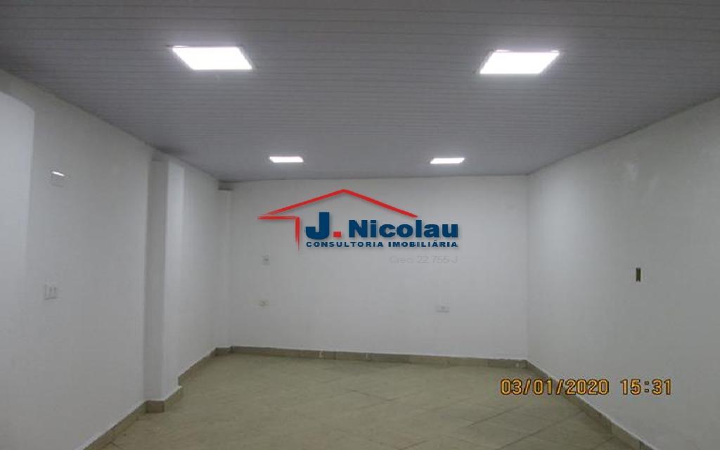 J NICOLAU IMOVEIS LOJA CENTRO 21580 LOJA LOCACAO CENTRO,  130m²