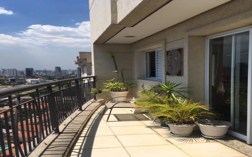 Cobertura VENDA Chácara Santo Antônio, 160m², Excelente!!!