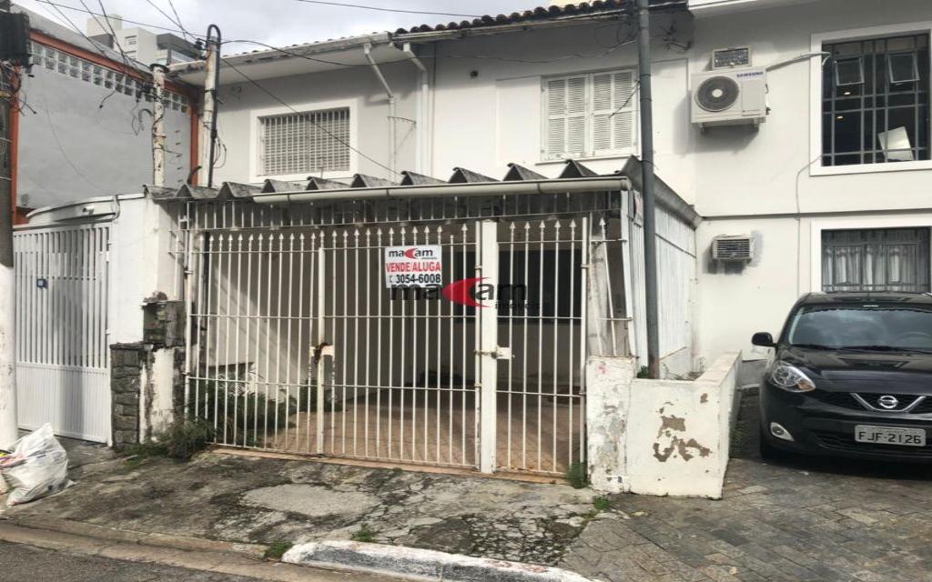Super Oportunidade: Sobrado Comercial em Moema ao lado do Shopping Ibirapuera, abaixo do valor de avaliação! Só R$ 870.000,00